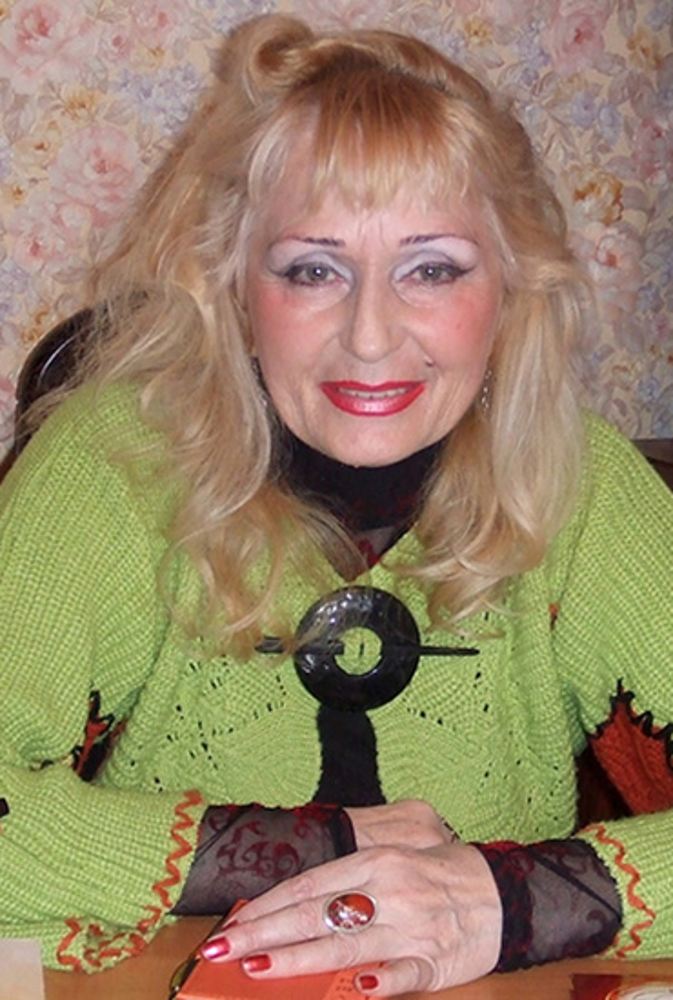Харитонова Лидия Александровна