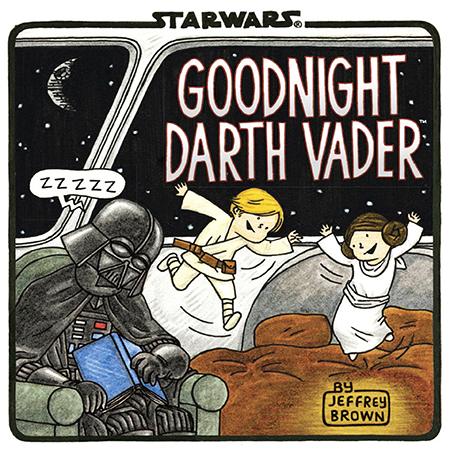 Джеффри Браун «Спокойной ночи, Дарт Вейдер» (6+)