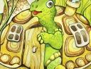 Давайте знакомиться, я – черепаха!