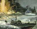 Флот в огне Отечественной войны